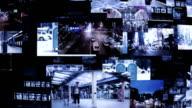 Multicam - horizontal & vertical pan video