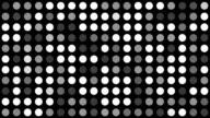 Multicoloured Circles video