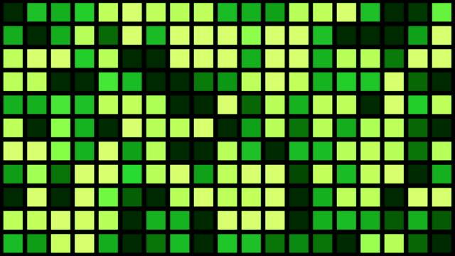 Multicoloured Grids video
