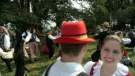 Multi-ethnic People Dancing video