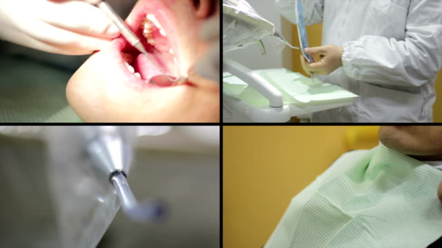 Multiscreen - Visit at the dentist video