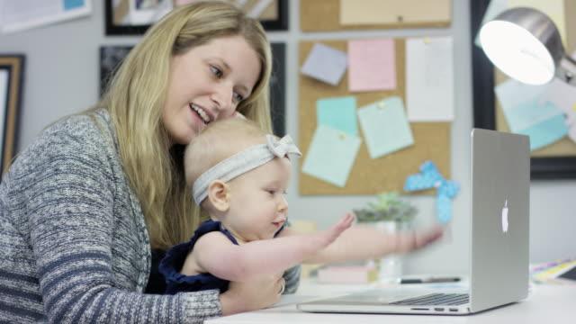 Multitasking Mom video