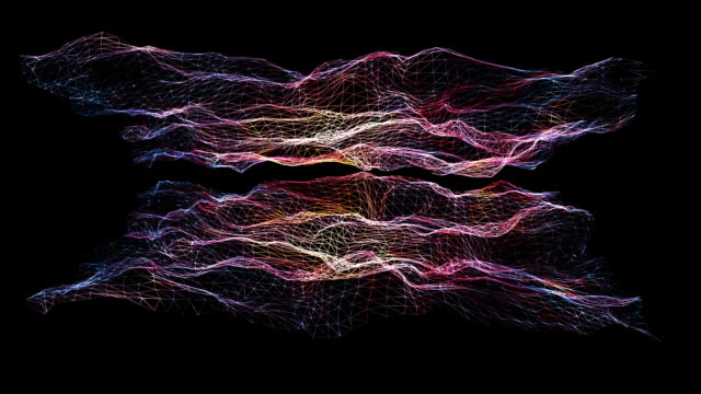Multiverse Cosmos Spacetime Animation video