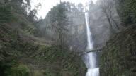 Multnomah Falls video