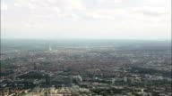 Munich - Aerial View - Bavaria,  helicopter filming,  aerial video,  cineflex,  establishing shot,  Germany video