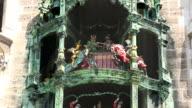 Munich: Glockenspiel City Hall video