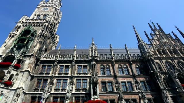 Munich town hall video