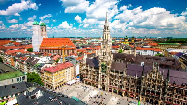 TIME LAPSE: Munich video