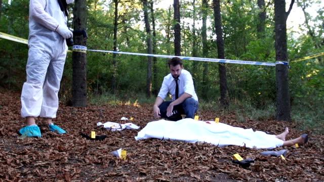 Murder in the wild video