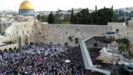 Musaf Prayer on Sukkot Festival video