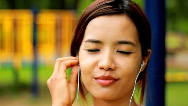 Music Asian girl video
