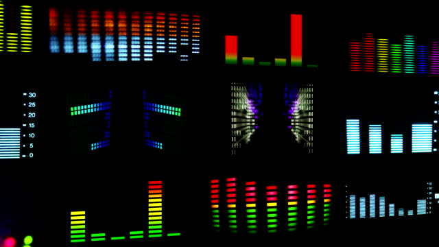 music graphic equalisers video