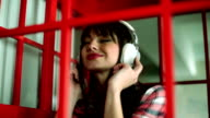 Music in the telephone booth video