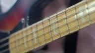 Music instrument guitar video