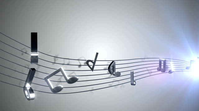 Musical Notes video