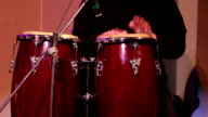 Musician Plays Percussions video