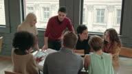 Muslim Businesswoman Leads Multi-Ethnic Team video