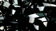 VHS Mylar tape Seen Close Up Tangling video