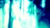 UFO Mysterious light blue video