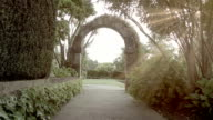 Mystic arch video