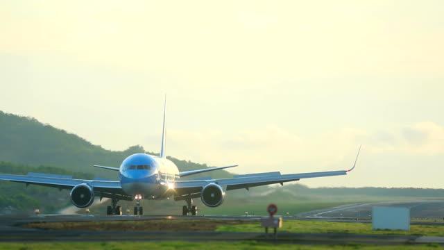 Оn the runway video