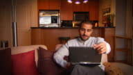Nabil Works at Home video