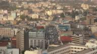 Nairobi cityscape video