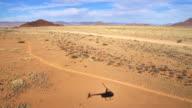 HA Namibian Landscape video
