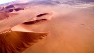 AERIAL Namibian Landscape video