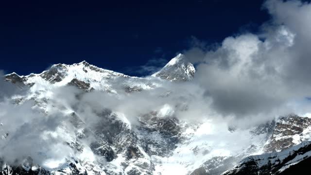 Namjagbrawa Peak in Tibet video