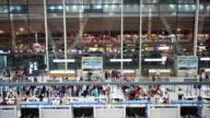 Nanjing Lukou International Airport video