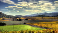 Napa Valley Fall Epic Timelapse HDR video