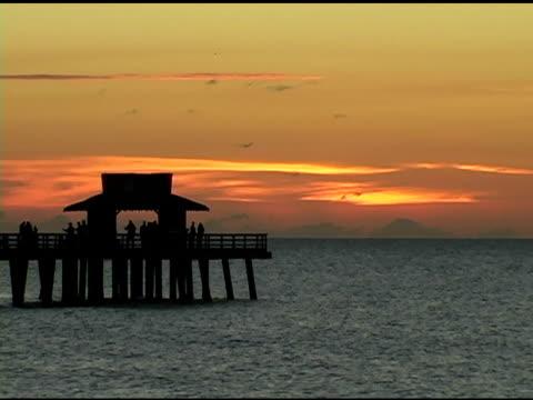 Naples Pier Twilight 2 NTSC video