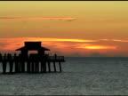 Naples Pier Twilight NTSC video