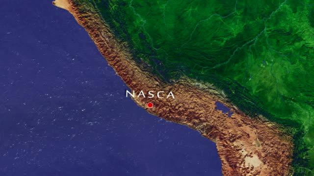 Nasca 4K  Zoom In video
