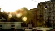 Naschmarkt Vienna Evening Mood // 4k Timelapse video
