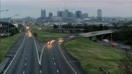 Nashville Time lapse video