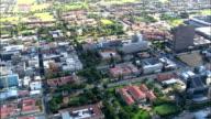 National Afrikaans Literature Museum  - Aerial View - Orange Free State,  Mangaung Metropolitan Municipality,  Mangaung,  South Africa video