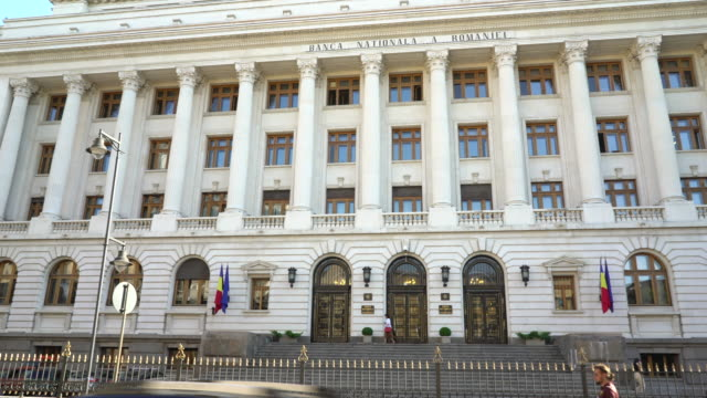 National bank of Romania video