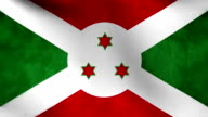 National Flag of Burundi video