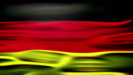 national flag of Germany named 'Bundesflagge und Handelsflagge', waving and blowing in the breeze with room for text, logos, graphics and titles. video
