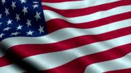 US National Flag video