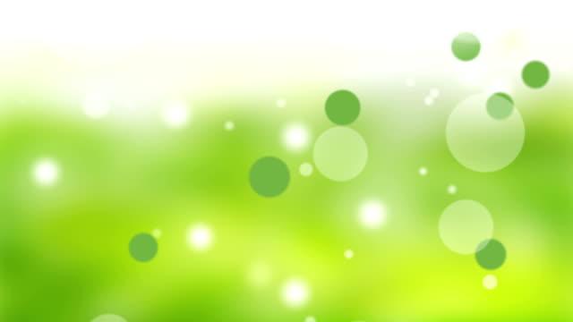 Natural Background Green Loop video