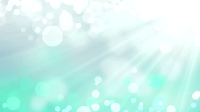 Natural Turquoise Background (Loopable) video