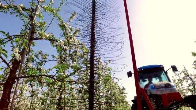 Nature and machine, technological progress video
