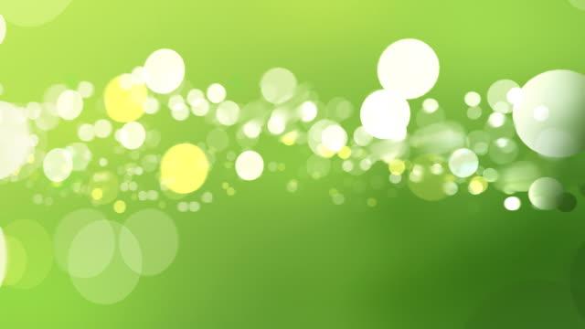 Nature celebration - green video