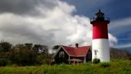 Nauset Light Lighthouse in Eastham video