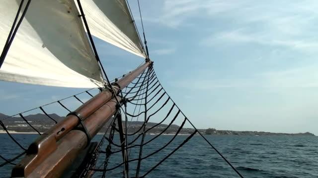 Nautical vessel - Sailboat mast  Part 2 video