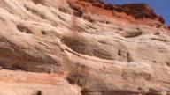 Navaho Sandstone Barrier video