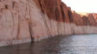 Navaho Sandstone Cliffs video